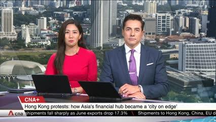 CNA+: Insight - Hong Kong Protests