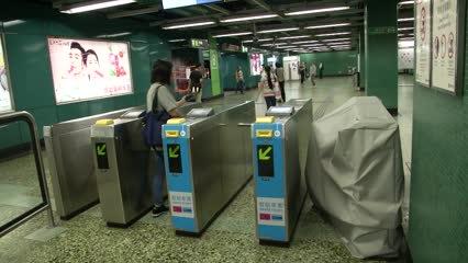 Hong Kong unrest costs rail operator US$205 million so far | Video