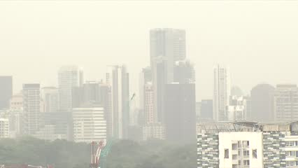 NTU researchers find cheaper, faster method to test chemicals in air | Video