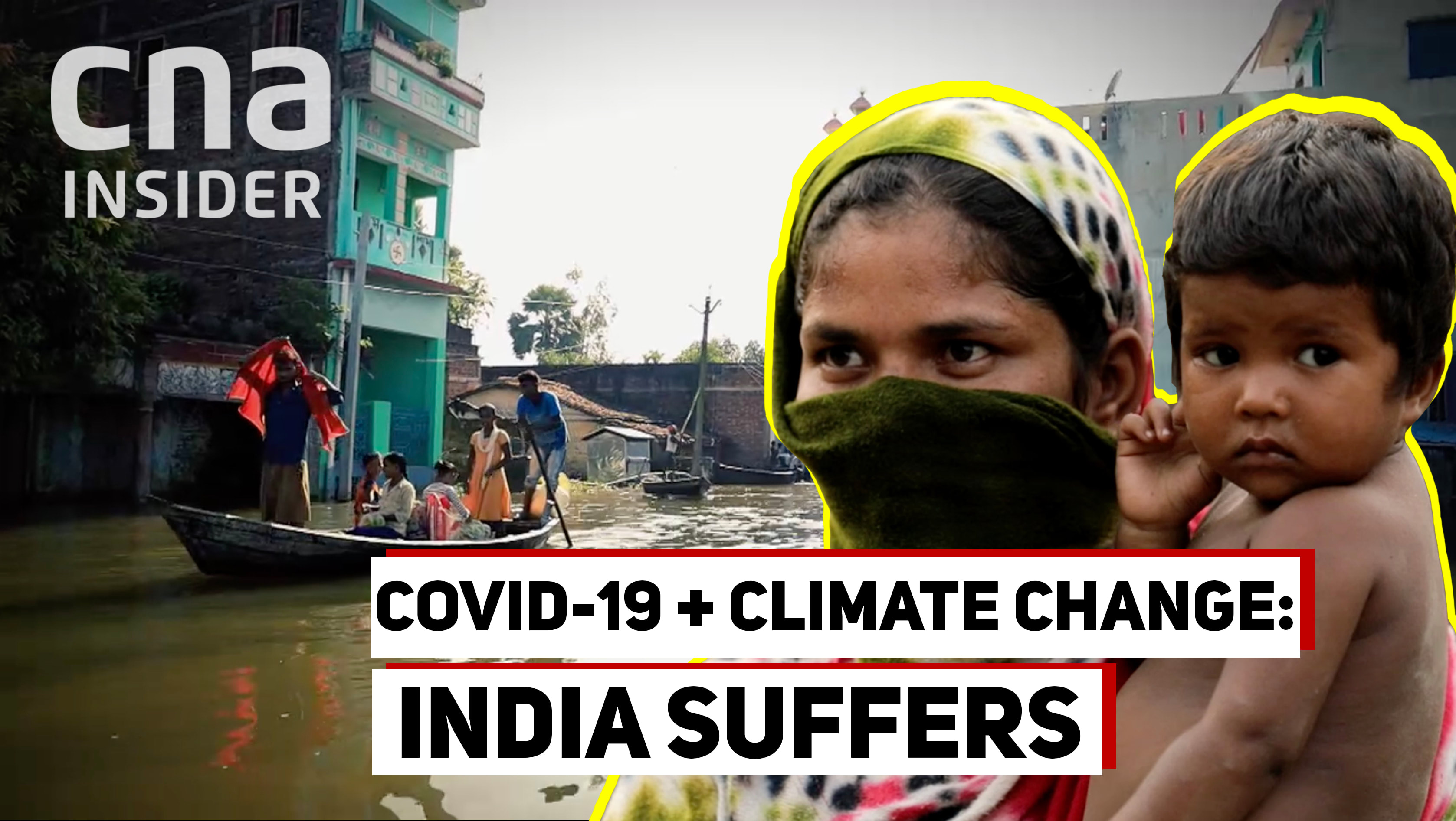 COVID-19 and climate change: India's poor in deep water