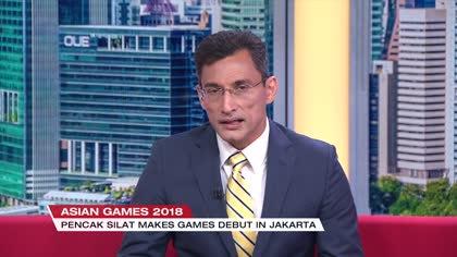 Pencak Silat makes debut at Asian Games | Video