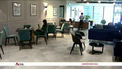 Some co-working spaces allow members temporary suspension amid COVID-19 fears | Video