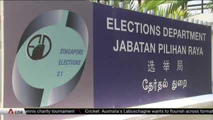 COVID-19 elections Bill passed to enable Singaporeans on stay-home notices to vote | Video