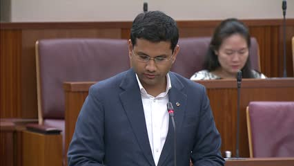 Budget 2020 Debate: Mohamed Irshad on future-ready Singapore