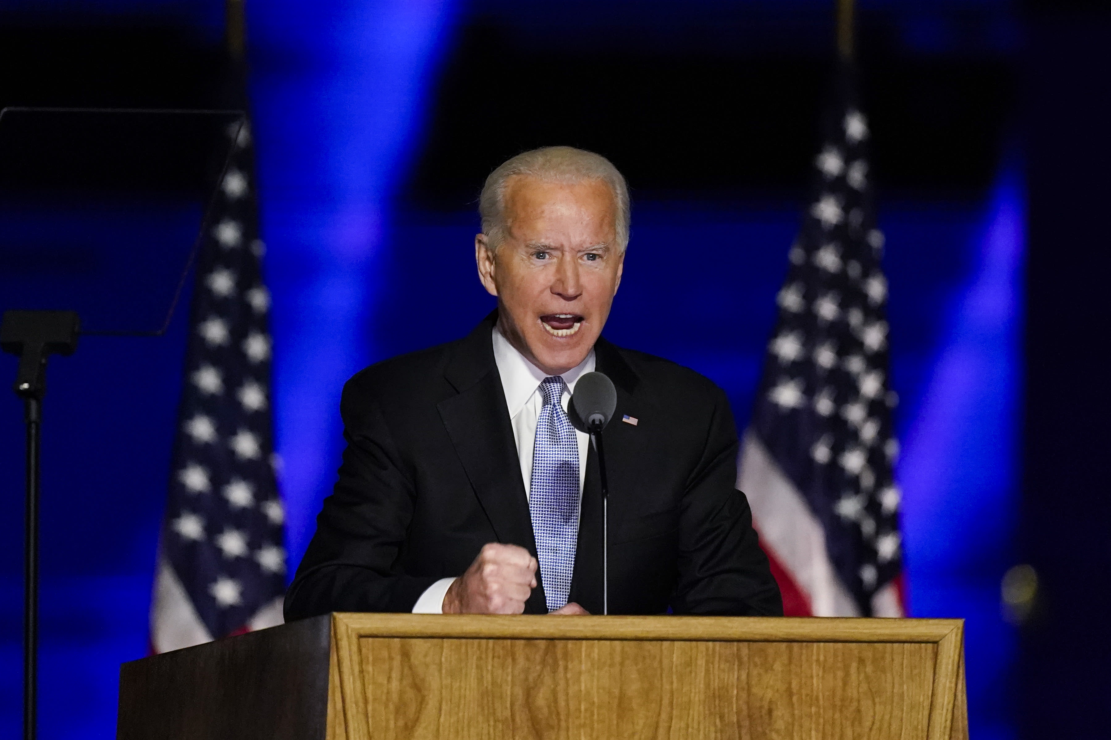 WATCH: Joe Biden pledges to unify America as president, says work begins to bring COVID-19 under control | Video