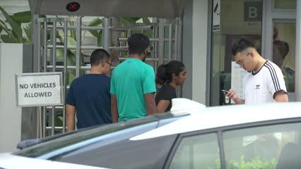 Wuhan virus: SMU, NUS students vacate residences to make way for quarantine facilities | Video
