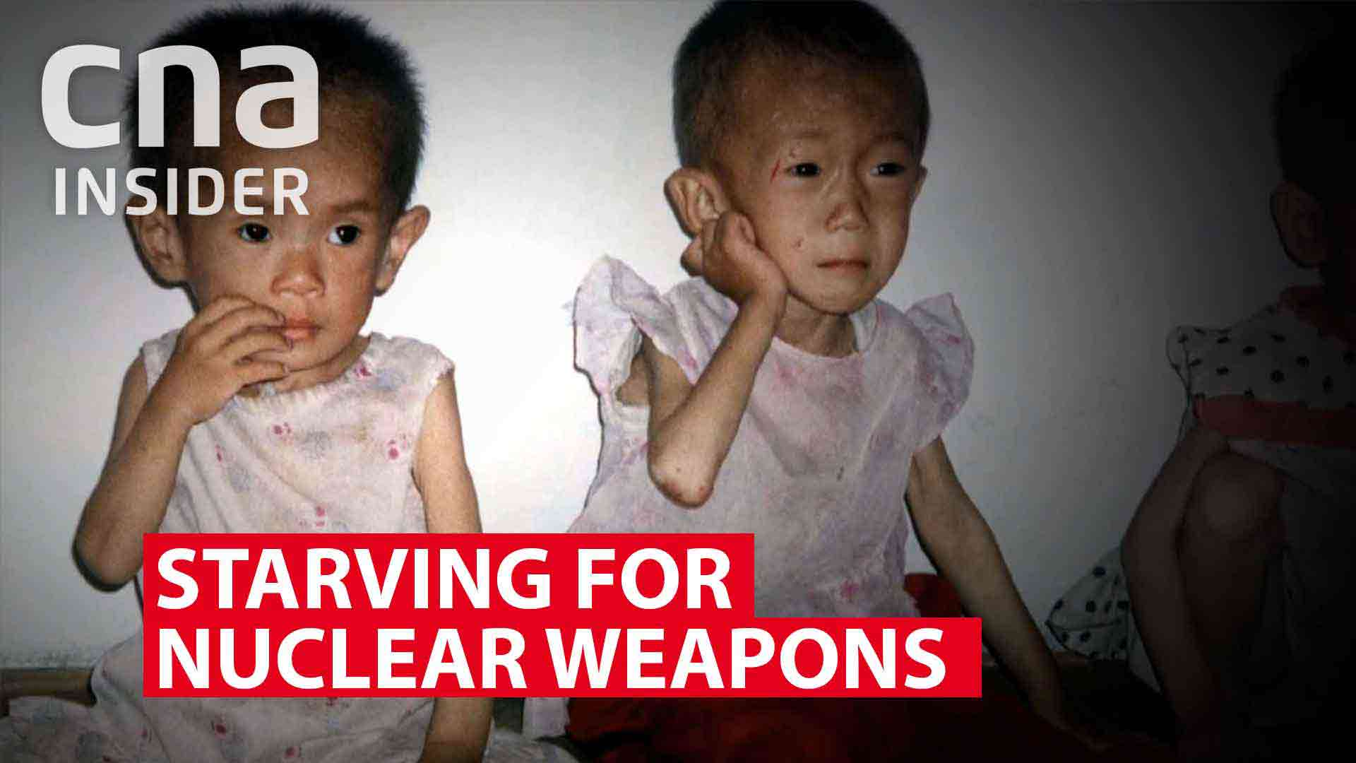 North Koreans Are Starving For Kim Jong Un's Nuclear Missiles