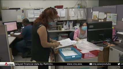 Workers redeployed to new roles amid COVID-19 downturn | Video