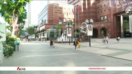 COVID-19 takes toll on Orchard Road businesses   Video