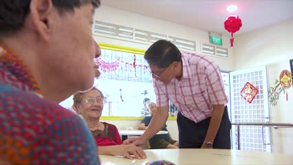 Social service organisations spread cheer to those in need this Chinese New Year | Video