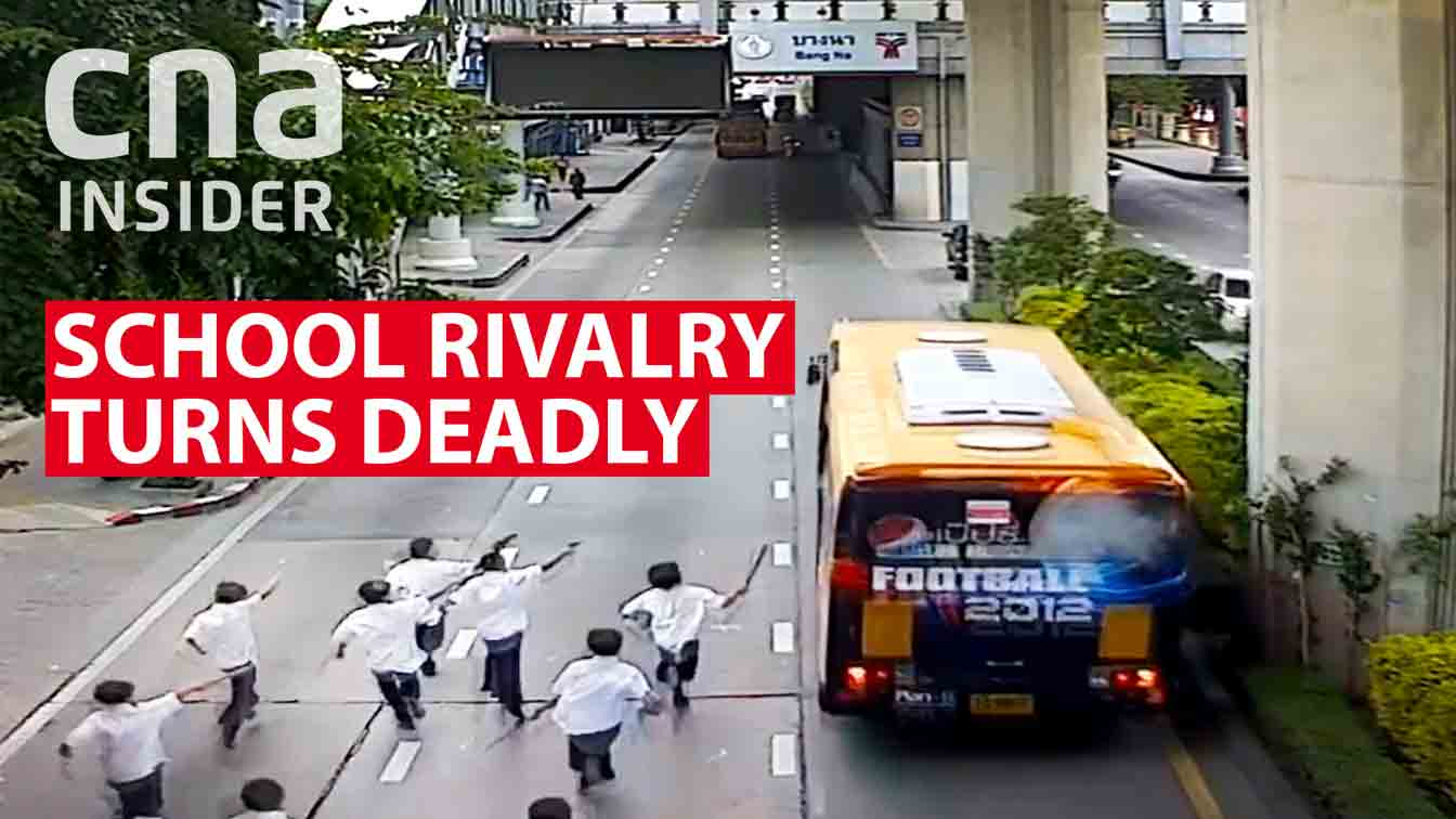 School rivalry turns deadly