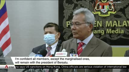 Mixed reactions after Mahathir announces new political party | Video