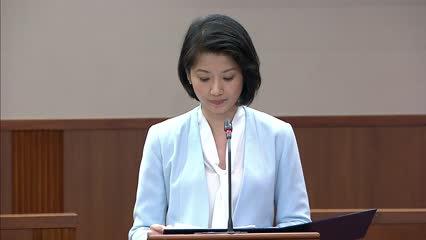 Sun Xueling on restricting hate speech
