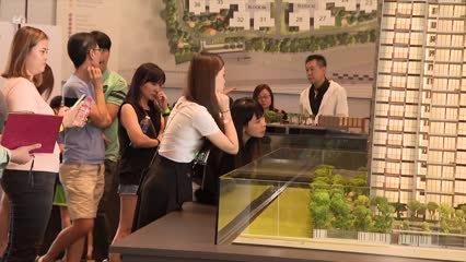 Executive condominium OLA releases pricing, 15% of units below S$1 million | Video