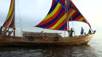 Filipino adventurers to recreate historic maritime voyage to China