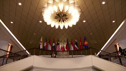 Trade tops the agenda at the 34th ASEAN summit   Video