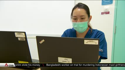 COVID-19: More healthcare services delivered through virtual consultations | Video