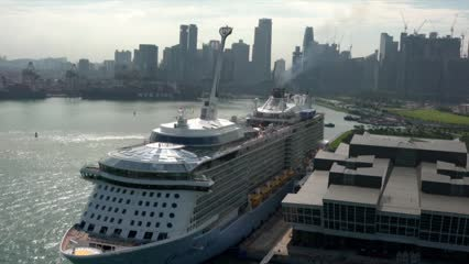 Meeting increased demand for ancillary cruise services a challenge | Video