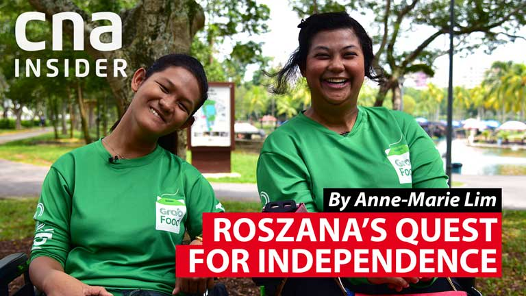 Roszana's quest for independence