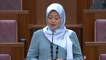 Committee of Supply 2020 Debate, Day 1: Rahayu Mahzam on advanced technology for law firms