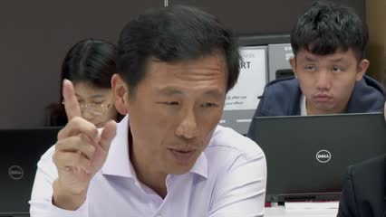 Next phase of SkillsFuture emphasises need for work-relevant courses: Ong Ye Kung | Video