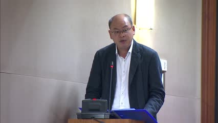 Yee Chia Hsing on Wild Animals and Birds (Amendment) Bill