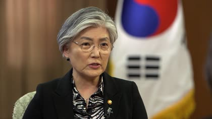 Exclusive: South Korea foreign minister says progress in easing tensions on the Korean Peninsula quicker than expected