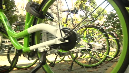 Anywheel, Moov Technology granted in-principle approval to operate bike-sharing services | Video
