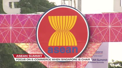 Singapore to officially take over chairmanship at 31st ASEAN summit