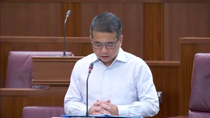 Edwin Tong responds to issues raised on Criminal Procedure Code (Amendment) Bill