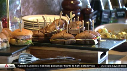 COVID-19: Despite support to help F&B players with food delivery, some businesses anticipate challenges | Video