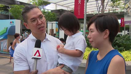 Balancing work, family time a struggle for parents in Singapore: Heng Swee Keat | Video