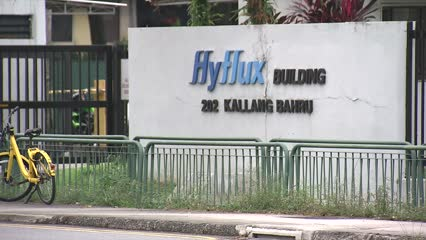 Hyflux terminates restructuring plan with Indonesian investor | Video
