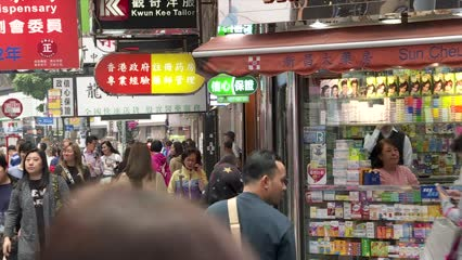 Hong Kong's F&B industry bears the brunt of prolonged unrest | Video
