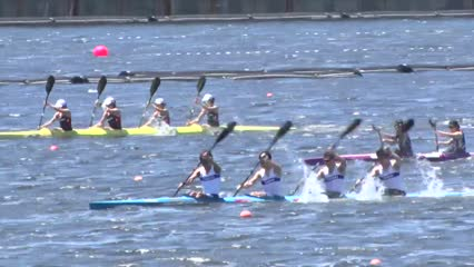 New competition venue for rowing, canoe races ahead of Tokyo Olympic 2020 | Video