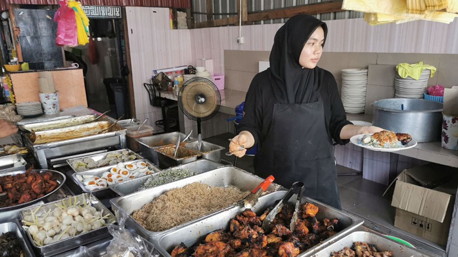How a nasi kerabu recipe changed the fortune of a Kelantan family | Video