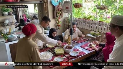 Hari Raya 2020: Virtual visiting and online sermons | Video