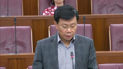 Committee of Supply 2019 debate, Day 7: Lee Yi Shyan on Vision 2030