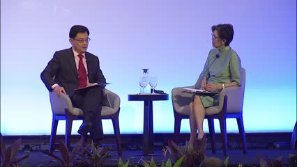 Dialogue With DPM Heng Swee Keat