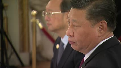 China's president visits Russia to strengthen ties | Video