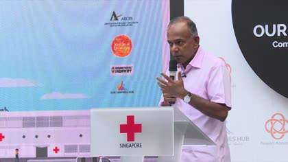 Government to tackle 'serious issue' of inequality from pre-school years: Shanmugam