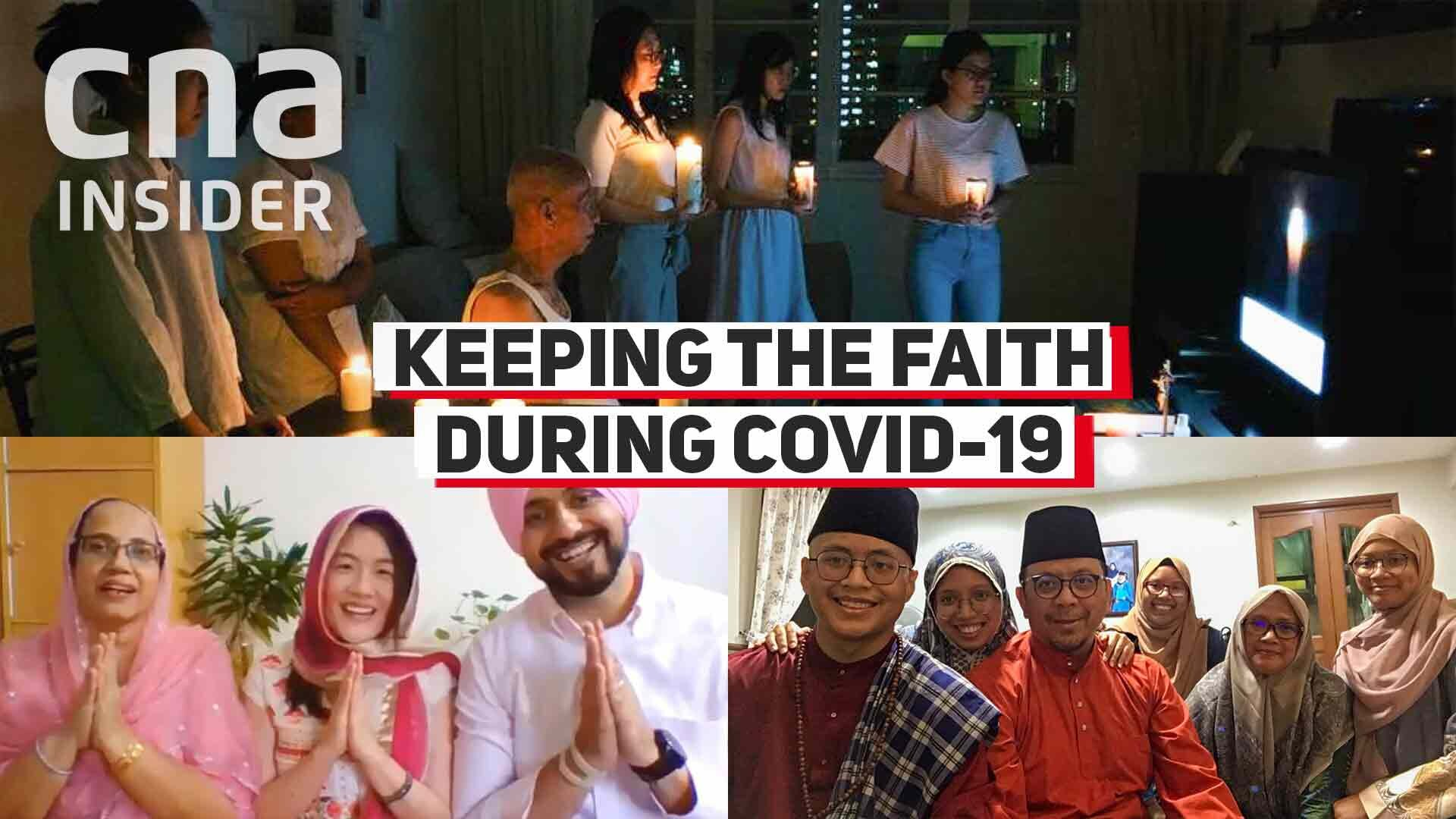 Keeping the faith during COVID-19