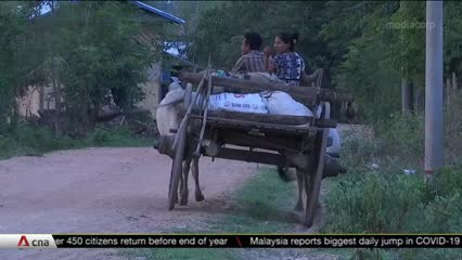Myanmar's economy casts shadow on election | Video