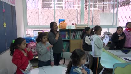 Israel school helps migrant children reconnect with cultural roots | Video