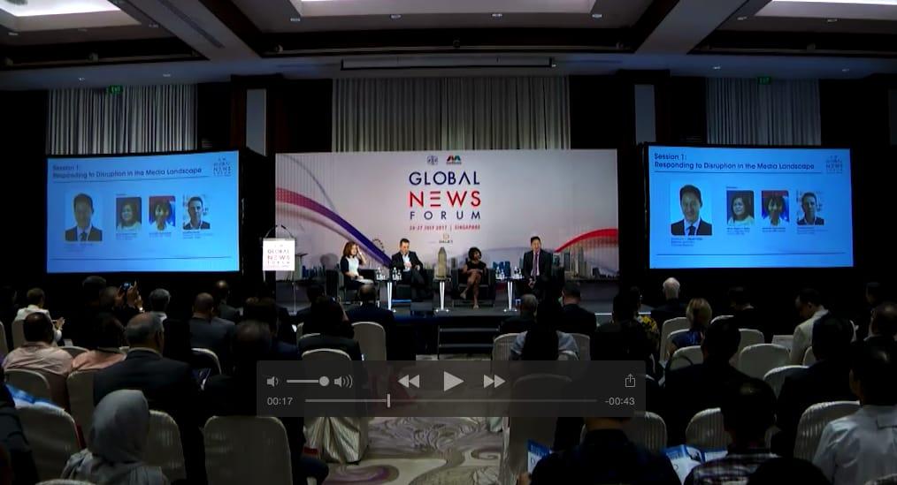 Global News Forum Post Event