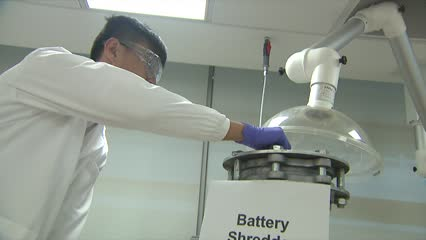 New S$20 million lab to develop less toxic e-waste recycling methods | Video