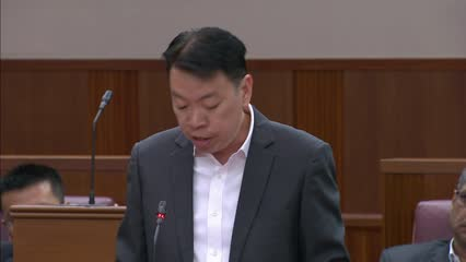 Budget 2020 Debate: Melvin Yong on safety nets for vulnerable PMETs