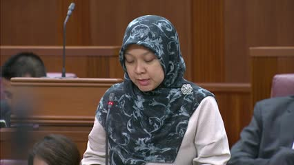 Intan Azura Mokhtar on Maintenance of Religious Harmony (Amendment) Bill