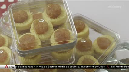 COVID-19: Malaysian bakers go online to fulfil orders for Hari Raya | Video