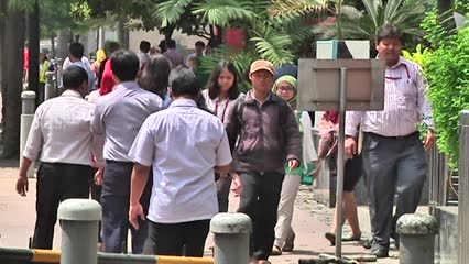 New capital won't challenge Jakarta's economic dominance | Video